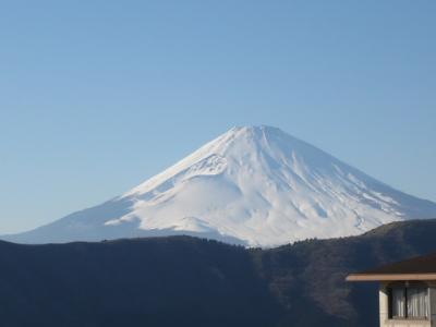 温泉と富士山の絶景と周辺紀行・その2「富士山の絶景とふぐ会席」