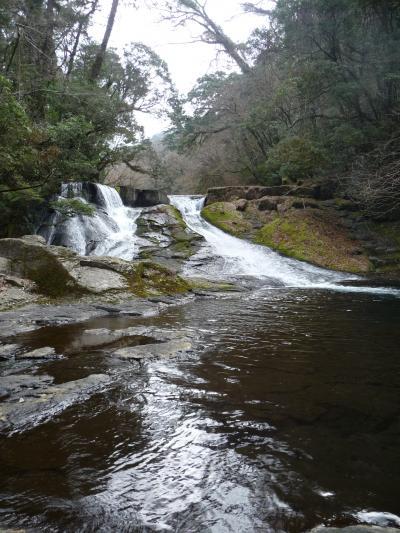 日本の滝百選『四十三万滝』&菊池渓谷(復路)◆2008最後の旅行は九州の滝めぐり【その20】