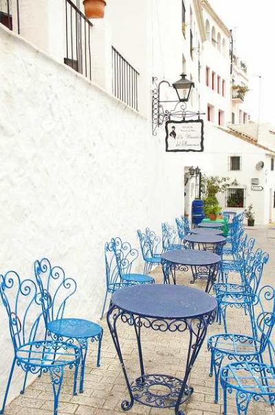 Costa del sol 6 ~最終地は可愛らしい白い村 『ミハス』