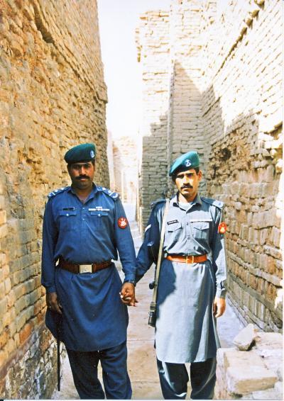 パキスタン南部インダス文明の遺跡・・・モヘンジョダロを訪れる
