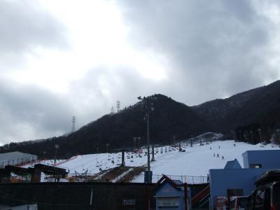 今シーズン初滑り・カムイみさかスキー場