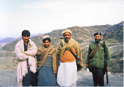 パキスタンを訪れる・・・ペシャワール~カイバル峠
