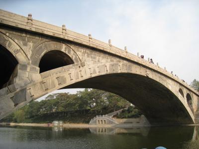 中国最古の石橋 石家荘