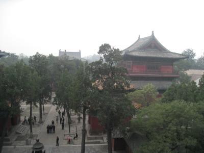 趙雲の生まれ故郷 正定県にある隆興寺