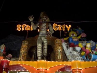 初STAR CITY