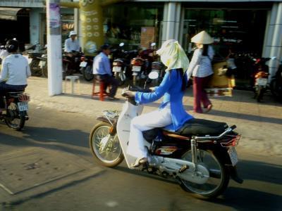 ●越南●ホーチミンで街歩き