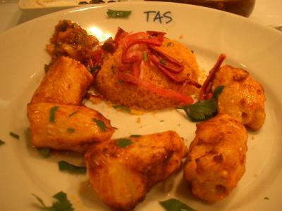 ロンドンのトルコ料理