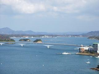 九十九島・平戸・天草諸島と熊本城(?長崎県編)