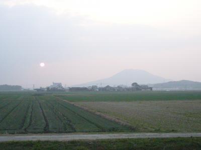 糸島半島牡蠣小屋&可也山ツーリング