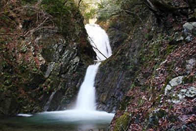 水すだれ探訪 #40~滋賀県(2)~識廬の滝(東近江市)