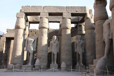 アブ・シンベルに泊まる エジプトハイライト8日間 3−2