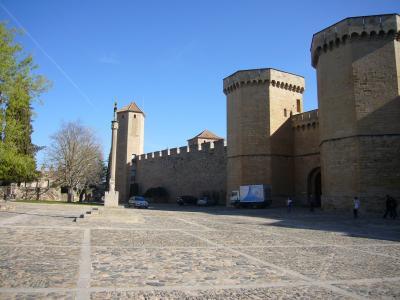 EUROどさ周り・第11日目 タラゴナ→ポブレー修道院→バレンシア