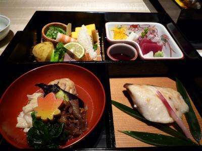 ザ・ペニンシュラホテル東京 (THE PENINSULA) 京都つる家 に行ってきました。ミシュラン☆☆☆