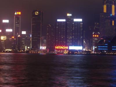 香港(九龍のホテルに宿泊)
