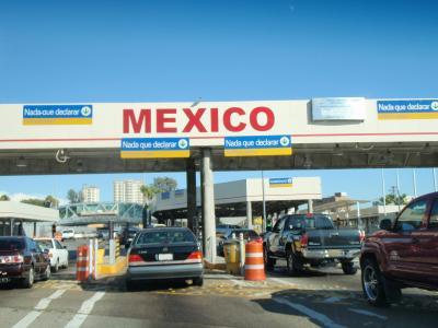 【メキシコ・ティファナ】メキシコ最北端に位置する国境の街。車で入国、怒濤の日帰りプラン。