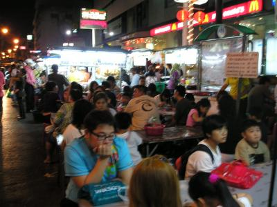 タイの果てで、和食バイキングの不思議