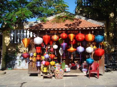 世界遺産の街、ホイアンぶらり旅