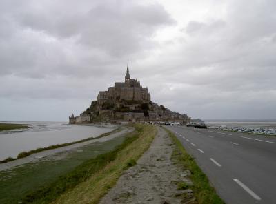 2004 ヨーロッパの旅 その5(モンサンミッシェル)