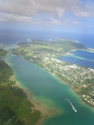 2007 バヌアツ共和国 タンナ島へ出発!