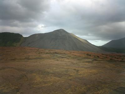 2007 バヌアツ共和国 タンナ島 ヤスール火山へ