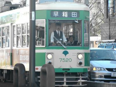 東京都内に唯一残った都電荒川線