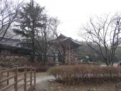 ☆熟年夫婦の釜山冬の旅(3/3)長安寺・金山寺・龍宮寺編