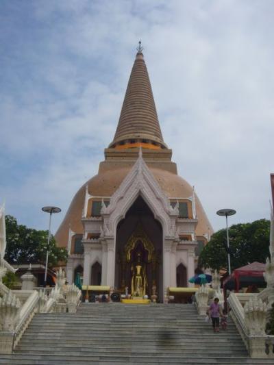 仏教国タイの原点の都市