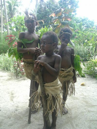 2007 バヌアツ共和国 エファテ島 タカ・ビレッジ