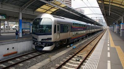 香川県 高松市、4代目駅舎となる新高松駅及び駅周辺