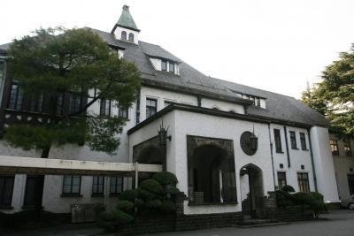 旧華族の邸宅を訪ねて ⑤ ー 李王家・東京邸(現グランドプリンスホテル赤坂旧館)