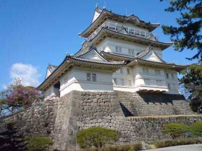 小田原城と報徳二宮神社