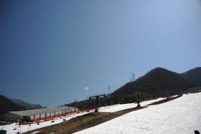 スキー~カムイみさかスキー場2~