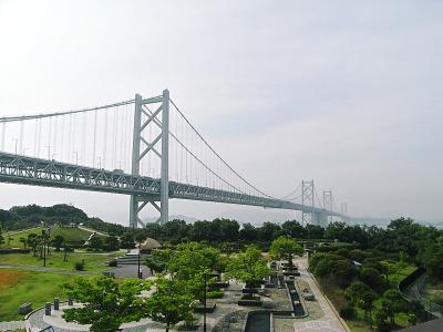 ドラ旅でお得に四国旅 ? 【 瀬戸大橋 を渡ってうどんワールドへ 】