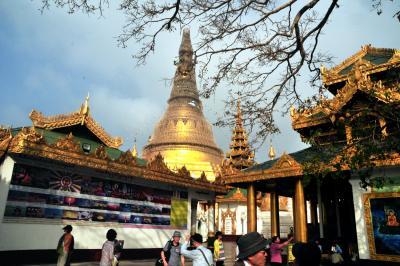 ミャンマーへ行こう 7 ヤンゴン市内