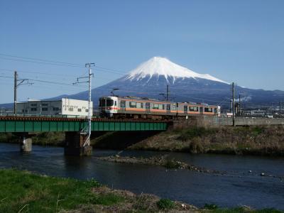 MTBで富士山撮りながら市内をウロウロ1