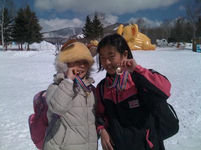 たかつえスキー場2009【第2戦】