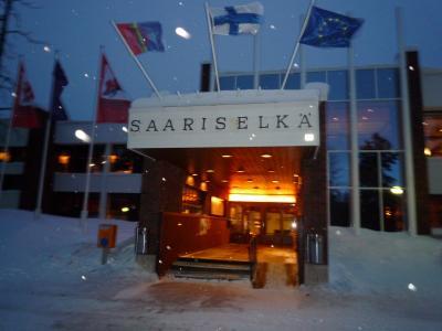 冬のフィンランド(サーリーセルカ,ヘルシンキ)