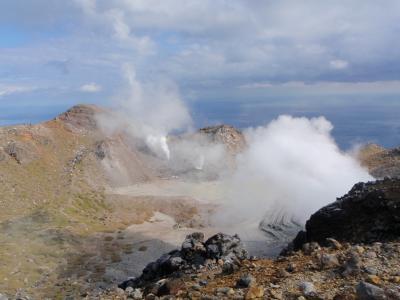 秘境・トカラ列島-中之島1泊でトカラ列島最高峰のトカラ富士(御岳)を登ってきた。?~トカラ富士登頂~