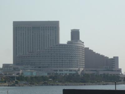 ★お台場日航東京ホテル