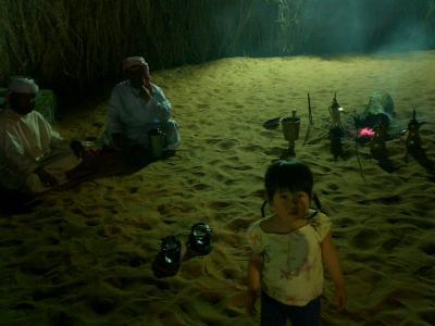 子連れ妊婦のアブダビ訪問Vol.4 最終編、アラブ伝統村など
