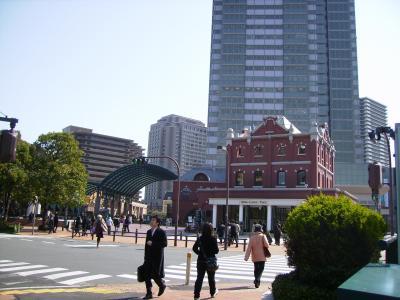春の恵比寿ガーデンプレイスと上野駅公園口 MAR 09