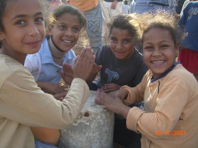 ★パレスチナ難民キャンプに4泊5日!!これがホントの異文化コミュニケーション★
