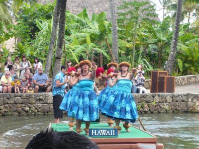 寒くて震えながらの観光Onlyハワイ5日間の旅?