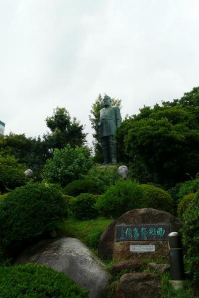 九州・山陰旅行(5日目:鶴丸城・天文館周辺編)