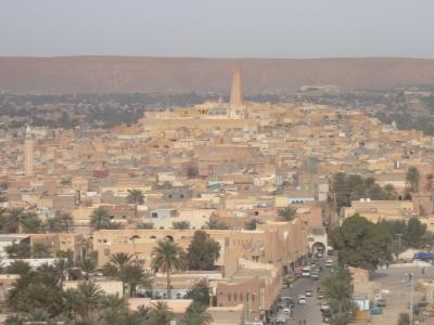 世界遺産のムザブの谷を訪れる