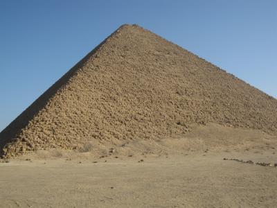 旅記録海外編2009 エジプト〔17−赤のピラミッド編〕