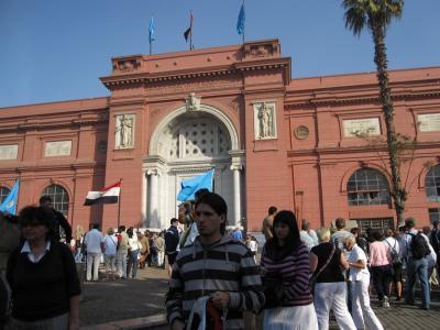旅記録海外編2009 エジプト〔22−エジプト考古学博物館・ムハンマドアリモスク編〕