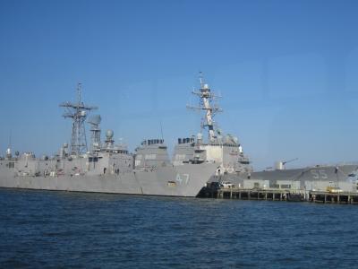 ノーフォーク米海軍基地:Norfolk, VA