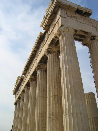 ギリシャ周遊の旅