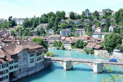 スイス、ウィーン、パリ旅行2008(2) ベルン